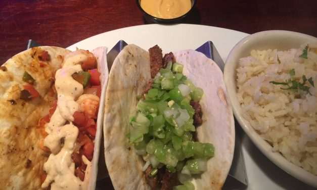 Dining Review…Los Flores